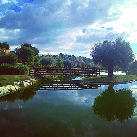 il Lago alla casatragliulivi Civitanova Marche