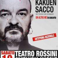 B&B Italy MARCHE la casa tra gli ulivi consiglia:concerto Danilo Kakuen Sacco