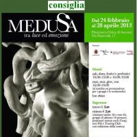 """Pernottamento e colazione a Civitanova Marche al b&b lacasatragliulivi e poi """"MEDUSA"""" del Bernini"""